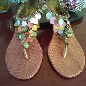 "🎉""Beverly Feldman"" Authentic Sandals!"